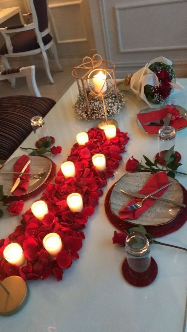 38 Diy Romantic Valentine S Day Decoration Ideas Artisticaly Inspect The Artist Inside You