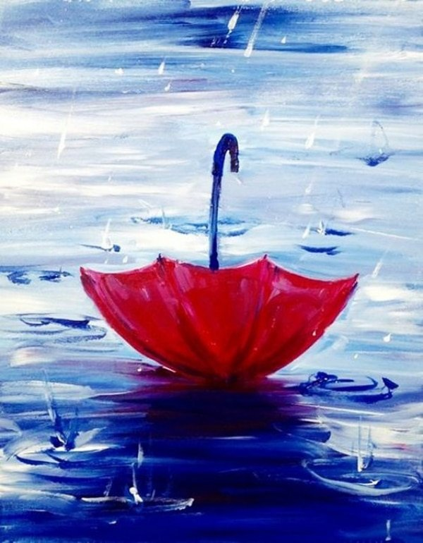 45 Easy Acrylic Paintings Ideas For Beginners Artisticaly Inspect The Artist Inside You