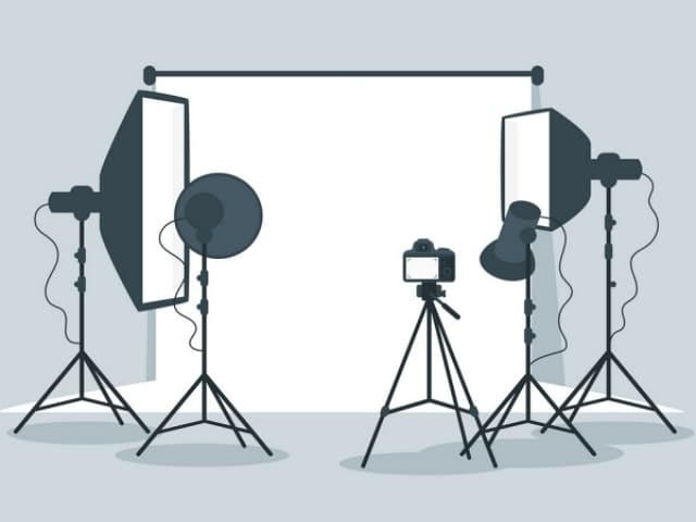 How to Set Up a Professional Photography Studio at Home