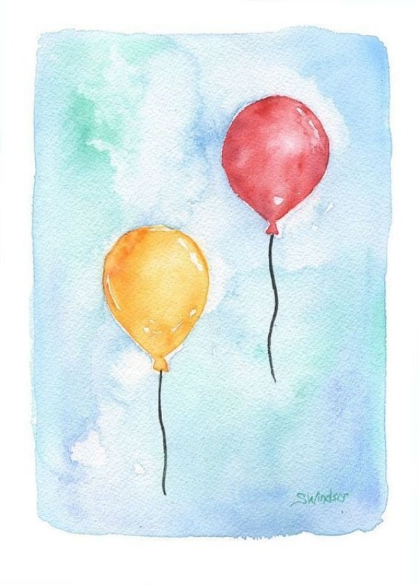Simple-Watercolor-Painting-Ideas-for-Beginners-to-Try