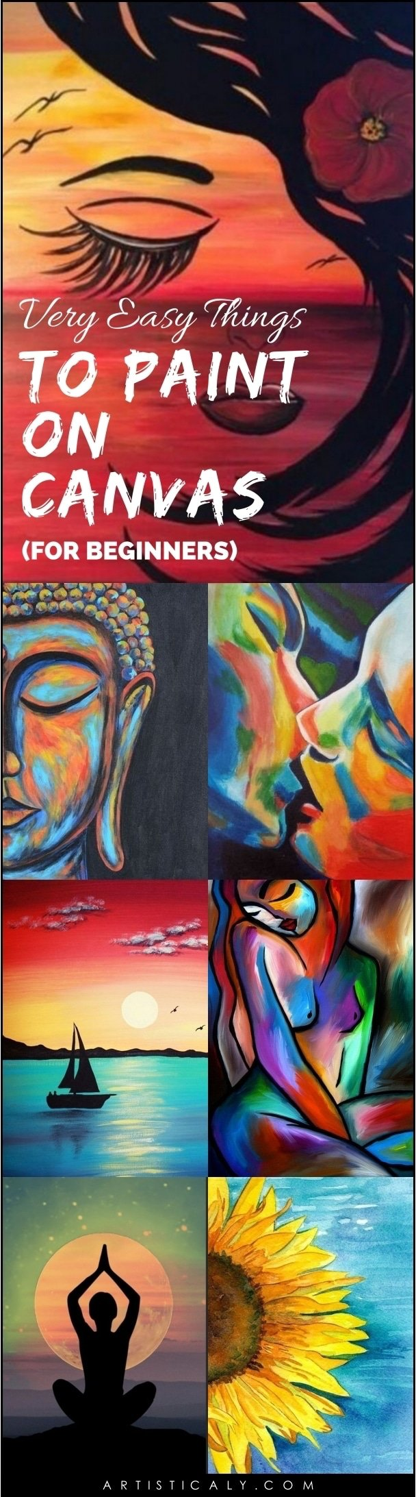 Very-Easy-Things-To-Paint-On-Canvas-For-Beginners