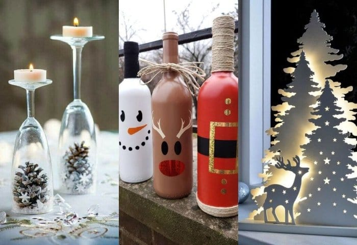 38 DIY Christmas Decoration Ideas For Your Home